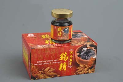 Essence of Chicken with American Ginseng & Cordyceps